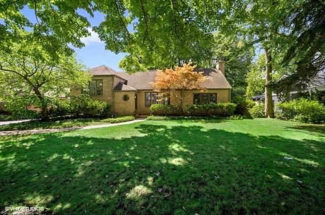 2531 Kenilworth Avenue, Wilmette, IL 60091 (MLS #10816775) :: Helen Oliveri Real Estate