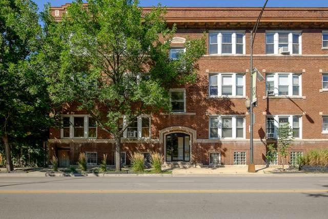5707 N Ridge Avenue #3, Chicago, IL 60660 (MLS #10816800) :: John Lyons Real Estate
