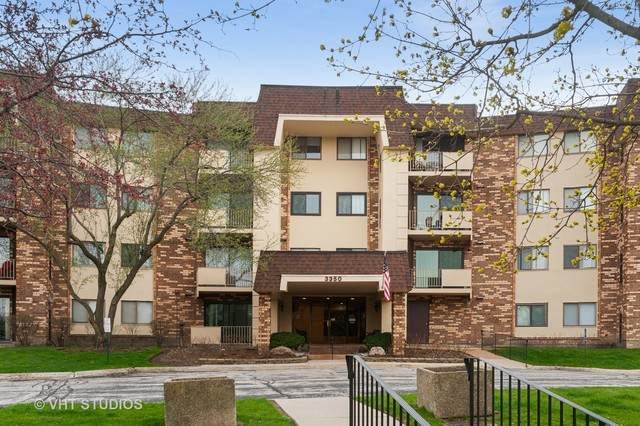 3350 N Carriageway Drive #305, Arlington Heights, IL 60004 (MLS #10816892) :: Littlefield Group