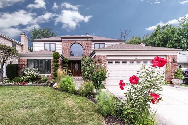 704 Albany Lane, Des Plaines, IL 60016 (MLS #10816918) :: John Lyons Real Estate