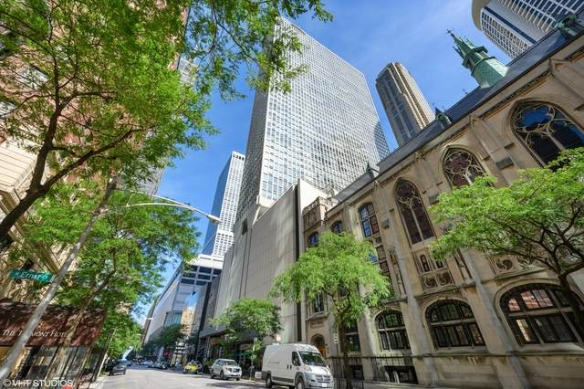 111 E Chestnut Street 29E, Chicago, IL 60611 (MLS #10816954) :: Touchstone Group