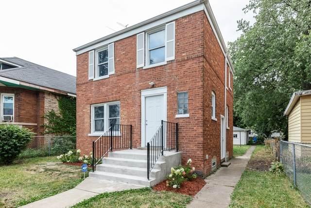 9812 S Peoria Street, Chicago, IL 60643 (MLS #10816965) :: John Lyons Real Estate