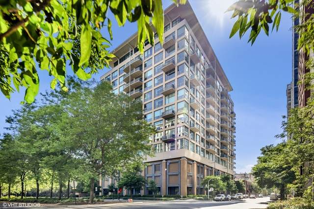 125 E 13th Street #814, Chicago, IL 60605 (MLS #10816975) :: John Lyons Real Estate