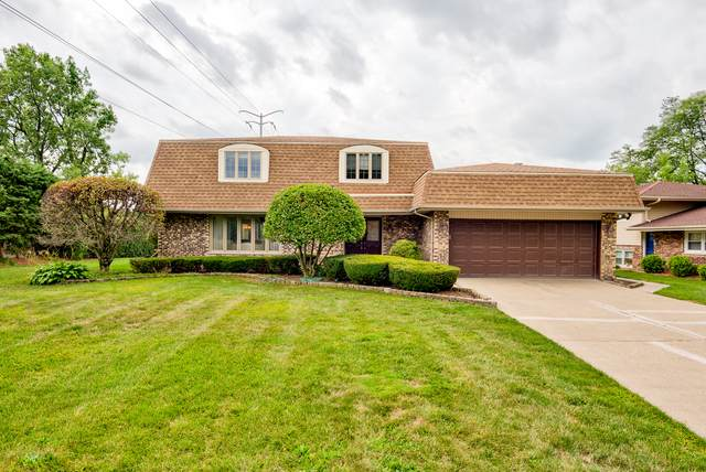 400 Kirkwood Cove, Burr Ridge, IL 60527 (MLS #10816991) :: John Lyons Real Estate