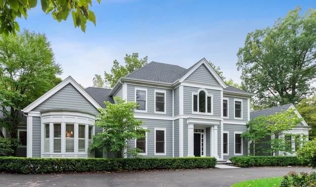 311 Belle Foret Drive, Lake Bluff, IL 60044 (MLS #10817000) :: John Lyons Real Estate