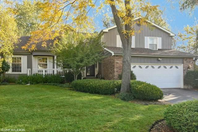 1001 S Mallard Drive, Palatine, IL 60067 (MLS #10817050) :: John Lyons Real Estate