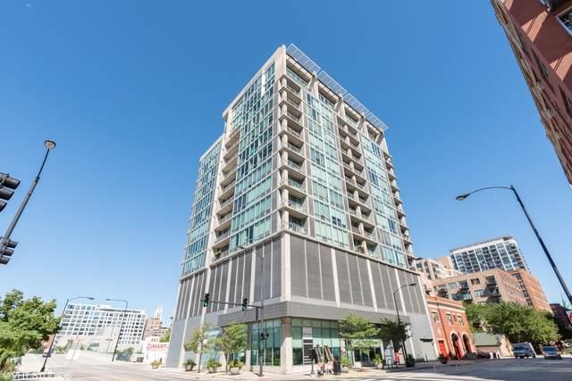 700 W Van Buren Street #1108, Chicago, IL 60607 (MLS #10817073) :: BN Homes Group