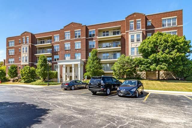720 Prestwick Lane #506, Wheeling, IL 60090 (MLS #10817088) :: John Lyons Real Estate