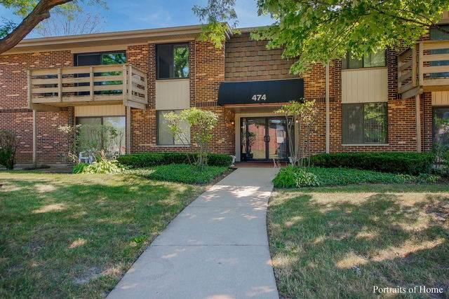 474 Raintree Court 1D, Glen Ellyn, IL 60137 (MLS #10817103) :: John Lyons Real Estate
