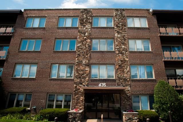 435 Ridge Road #106, Wilmette, IL 60091 (MLS #10817126) :: Helen Oliveri Real Estate