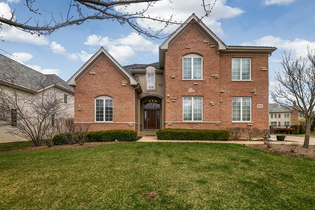 602 Sutherland Court, Inverness, IL 60010 (MLS #10817195) :: John Lyons Real Estate