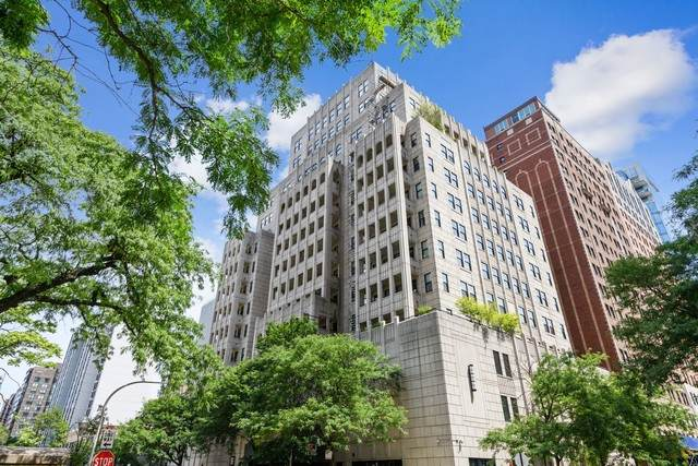 1155 N Dearborn Street #405, Chicago, IL 60610 (MLS #10817269) :: John Lyons Real Estate