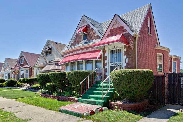 8544 S Wolcott Avenue, Chicago, IL 60620 (MLS #10817287) :: Helen Oliveri Real Estate