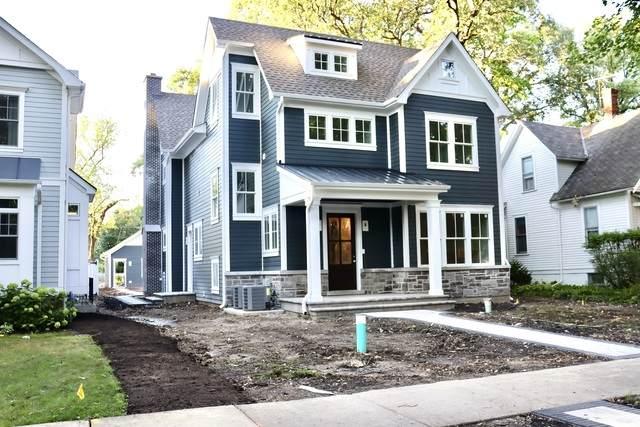 1412 Maple Avenue, Wilmette, IL 60091 (MLS #10817320) :: Helen Oliveri Real Estate