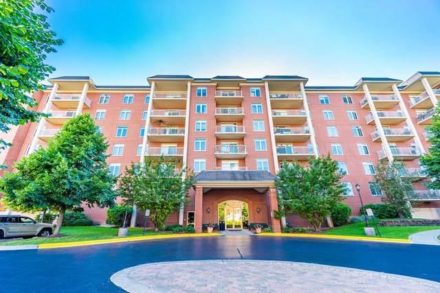 8300 Callie Avenue #208, Morton Grove, IL 60053 (MLS #10817394) :: Property Consultants Realty