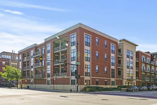 3505 S Morgan Street #403, Chicago, IL 60609 (MLS #10817423) :: John Lyons Real Estate