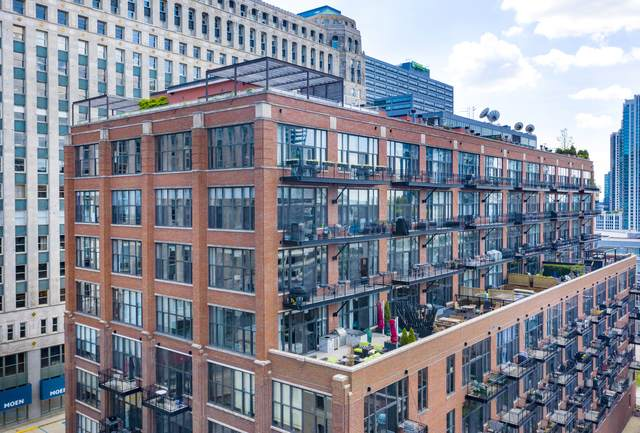 333 W Hubbard Street 805-07, Chicago, IL 60654 (MLS #10817440) :: John Lyons Real Estate
