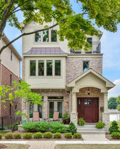 424 W Seminary Avenue, Wheaton, IL 60187 (MLS #10817475) :: John Lyons Real Estate