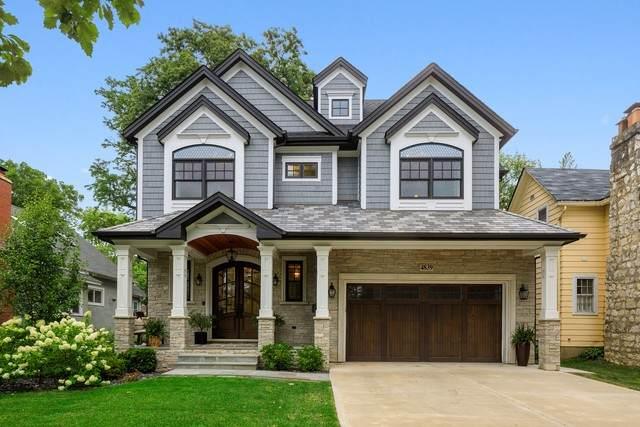 4839 Elm Street, Downers Grove, IL 60515 (MLS #10817486) :: Angela Walker Homes Real Estate Group