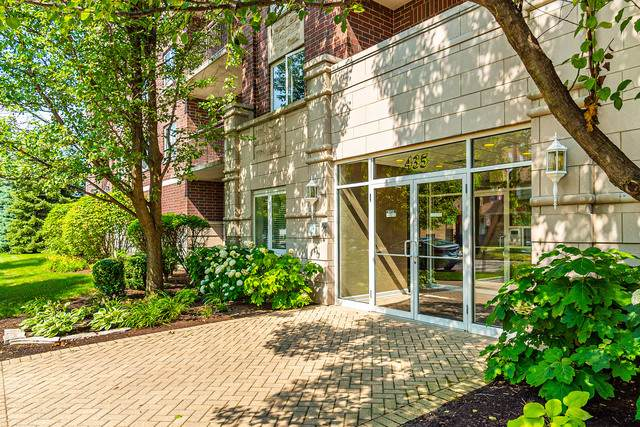 435 Alles Street #405, Des Plaines, IL 60016 (MLS #10817488) :: John Lyons Real Estate