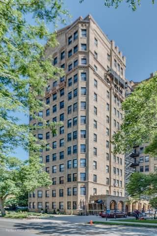 7321 S South Shore Drive 7E, Chicago, IL 60649 (MLS #10817489) :: John Lyons Real Estate