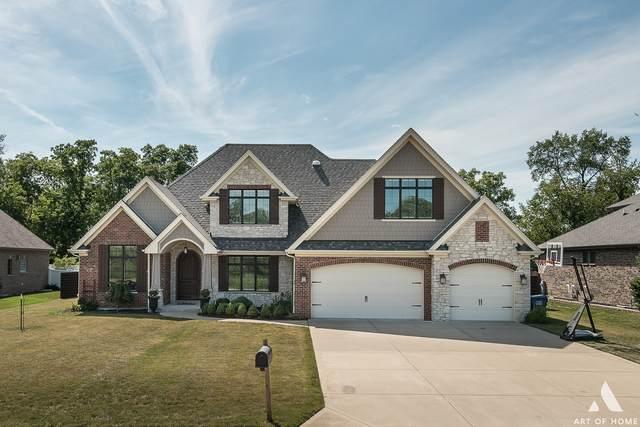 13746 S Dublin Drive, Homer Glen, IL 60491 (MLS #10817493) :: John Lyons Real Estate