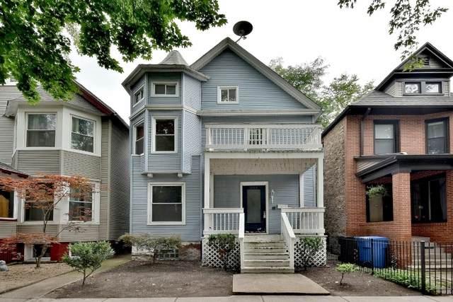 1459 W Sunnyside Avenue, Chicago, IL 60640 (MLS #10817508) :: John Lyons Real Estate
