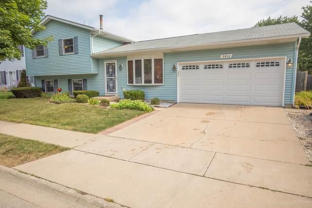 3431 Christine Avenue, Joliet, IL 60431 (MLS #10817567) :: John Lyons Real Estate