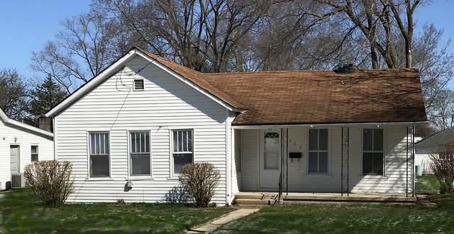 130 E 1st Street, Coal City, IL 60416 (MLS #10817570) :: Helen Oliveri Real Estate