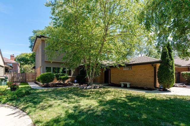 135 S Lincoln Avenue, Park Ridge, IL 60068 (MLS #10817578) :: Helen Oliveri Real Estate