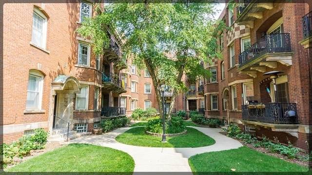 5321 S Harper Avenue #1, Chicago, IL 60615 (MLS #10817587) :: John Lyons Real Estate