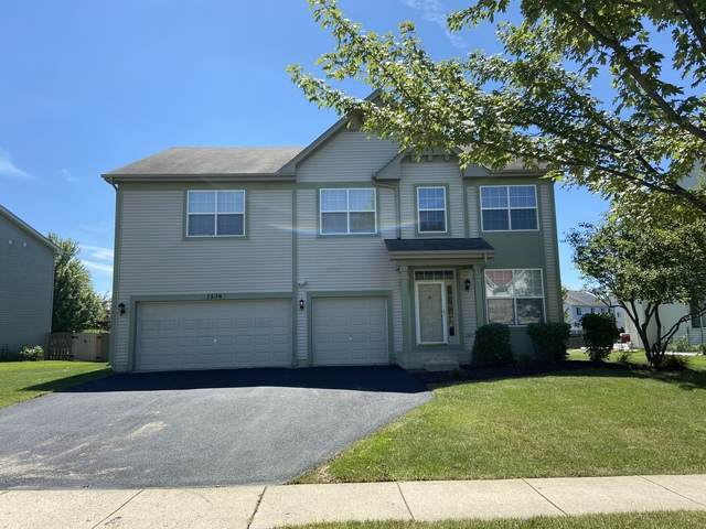 1536 S Elizabeth Lane, Round Lake, IL 60073 (MLS #10817618) :: Century 21 Affiliated