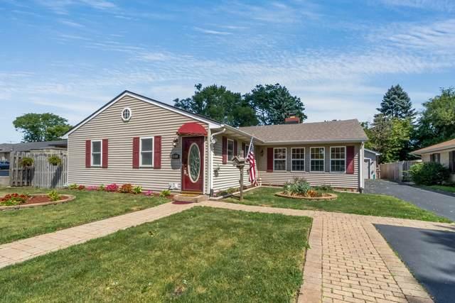 1711 W Glenwood Avenue, Joliet, IL 60435 (MLS #10817624) :: John Lyons Real Estate