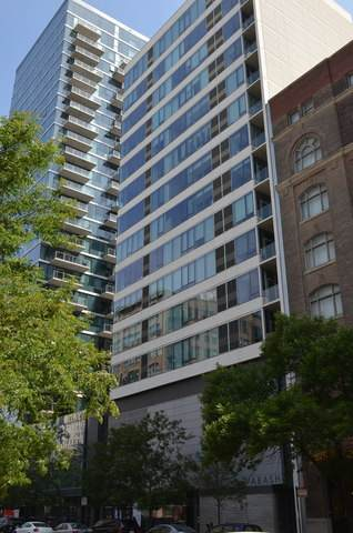 1345 S Wabash Avenue #909, Chicago, IL 60605 (MLS #10817651) :: John Lyons Real Estate