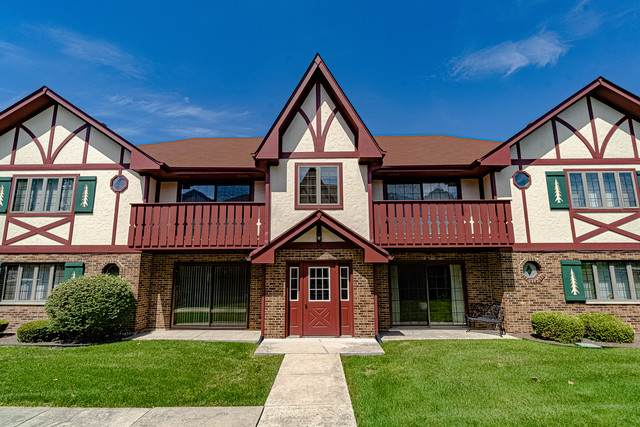 11715 S Matterhorn Circle #201, Palos Park, IL 60464 (MLS #10817654) :: Littlefield Group