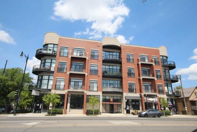 2954 W Irving Park Road 4C, Chicago, IL 60618 (MLS #10817682) :: John Lyons Real Estate