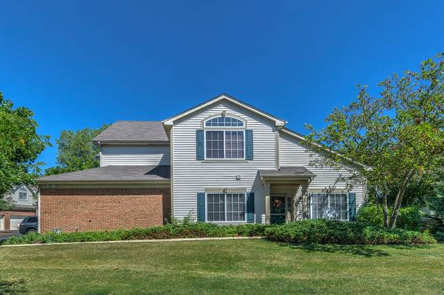 162 Southwicke Drive A, Streamwood, IL 60107 (MLS #10817697) :: Touchstone Group
