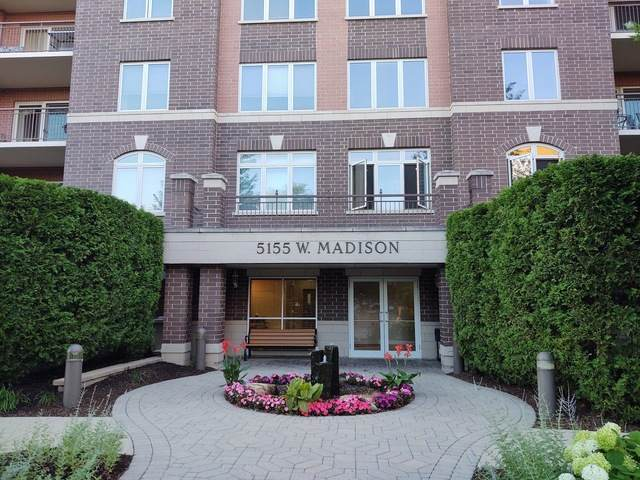 5155 Madison Street #207, Skokie, IL 60077 (MLS #10817740) :: Littlefield Group