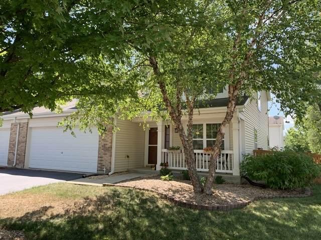 21465 Carlton Street #21465, Crest Hill, IL 60403 (MLS #10817762) :: John Lyons Real Estate
