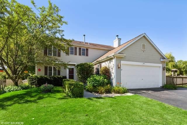 885 Royal Glen Drive, Cary, IL 60013 (MLS #10817763) :: Lewke Partners