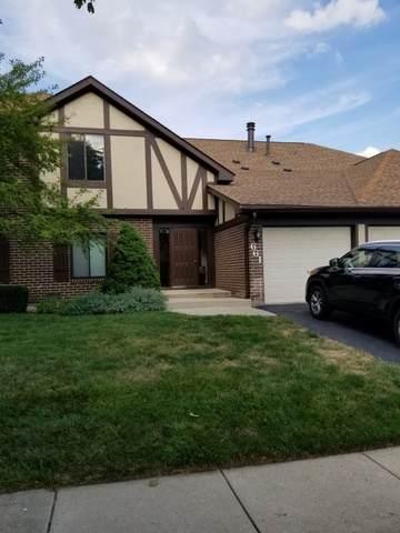 661 Cross Creek Drive C, Roselle, IL 60172 (MLS #10817779) :: BN Homes Group