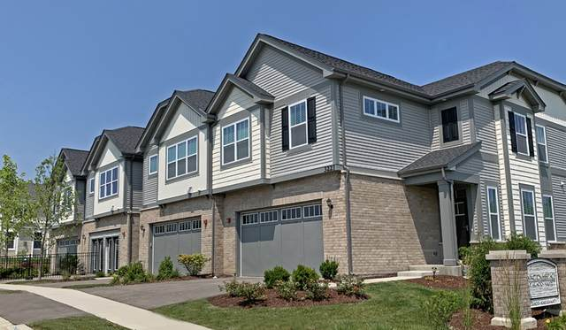 3225 N Heritage Lane 5-2, Arlington Heights, IL 60004 (MLS #10817827) :: Littlefield Group