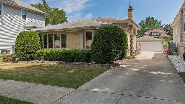 4159 Blanchan Avenue, Brookfield, IL 60513 (MLS #10817892) :: John Lyons Real Estate