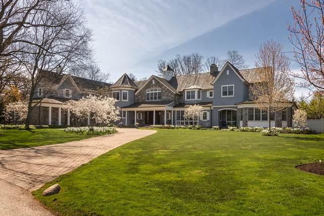 290 Shadowood Lane, Northfield, IL 60093 (MLS #10817916) :: John Lyons Real Estate