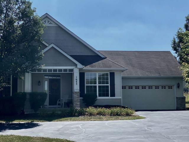 1645 Augusta Lane, Shorewood, IL 60404 (MLS #10817956) :: John Lyons Real Estate