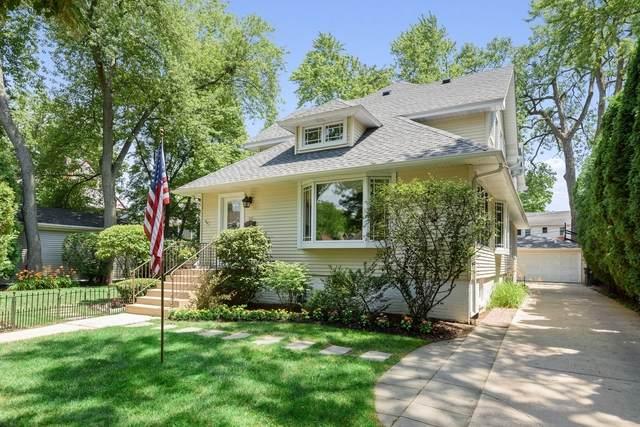 216 4th Street, Wilmette, IL 60091 (MLS #10818052) :: Helen Oliveri Real Estate