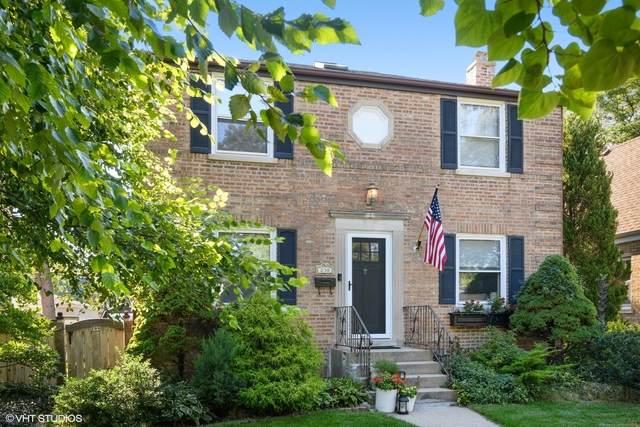 238 N Delphia Avenue, Park Ridge, IL 60068 (MLS #10818113) :: John Lyons Real Estate
