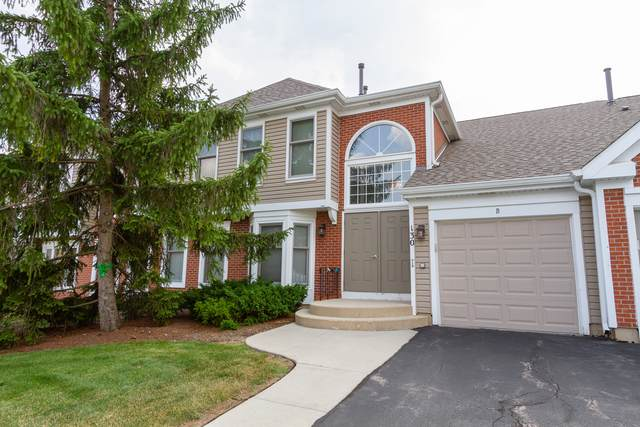 130 Red Fox Lane C8, Elk Grove Village, IL 60007 (MLS #10818130) :: John Lyons Real Estate
