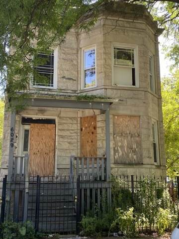 6029 S May Street, Chicago, IL 60621 (MLS #10818193) :: Knott's Real Estate Team