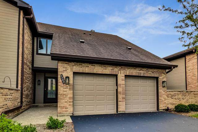 1743 Pebble Beach Drive, Hoffman Estates, IL 60169 (MLS #10818376) :: Jacqui Miller Homes